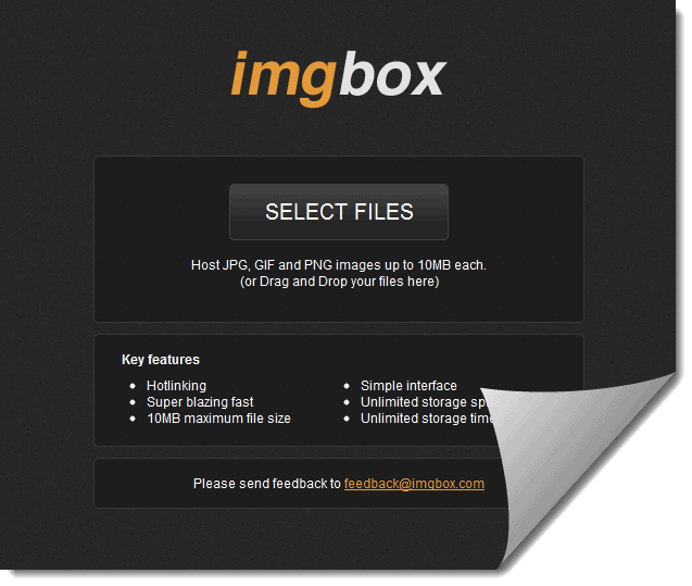 Imgbox- Free Image Hosting Service With Versatile Features 2