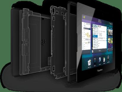 BlackBerry PlayBook Hardware