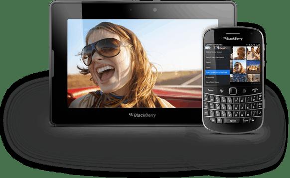 BlackBerry PlayBook Remote