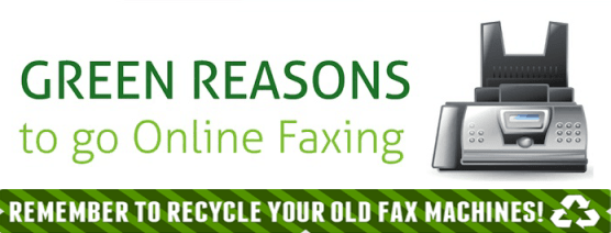 Online Fax- Advantages of Sending Fax Online- Recycle
