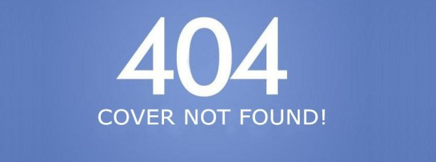 404 page not found error cover page