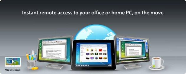 RemotePC Screenshot