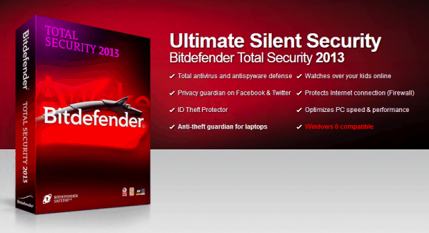 BitDefender Total Security 2013 Overview and Views on new features 1