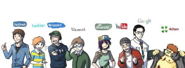 for internet geeks