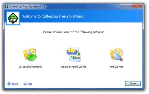 zip-wizard winzip alternative