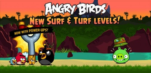angry bird Android Game