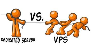 vps vs dedicated serverss