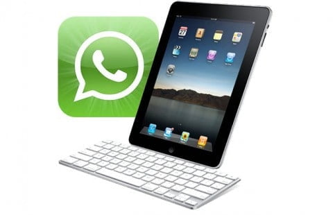 Whatsapp on ipad without jailbreak