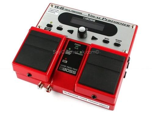 Telephonic voice recorder