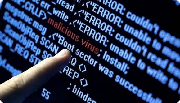 The Mask Malware virus