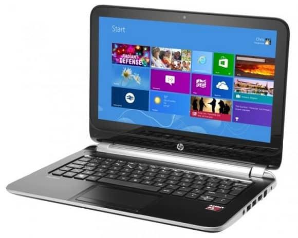 HP Pavilion Touch Smart 11