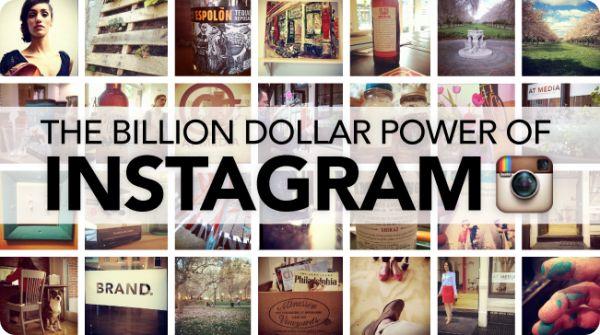 power of instagram