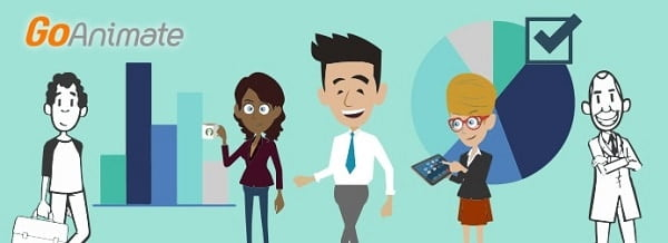 goanimate powerpoint business animation