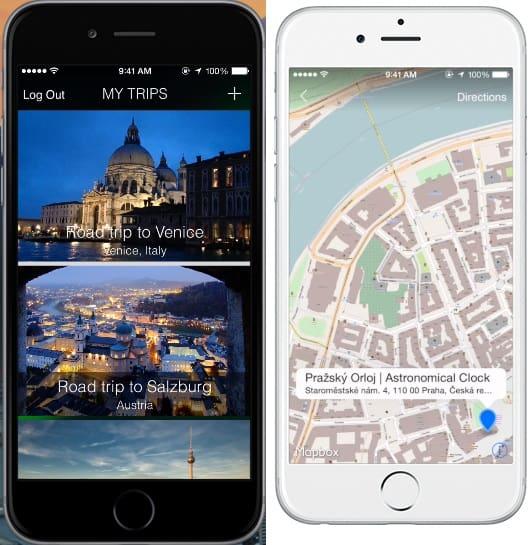 tripverse mobile app