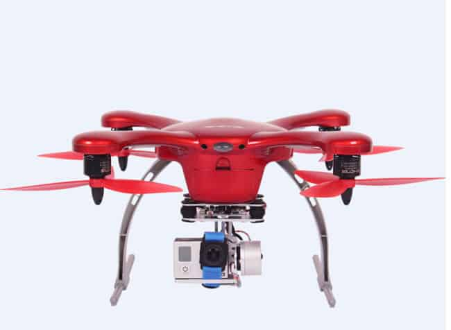 Ghost ehag drone camera for gopro
