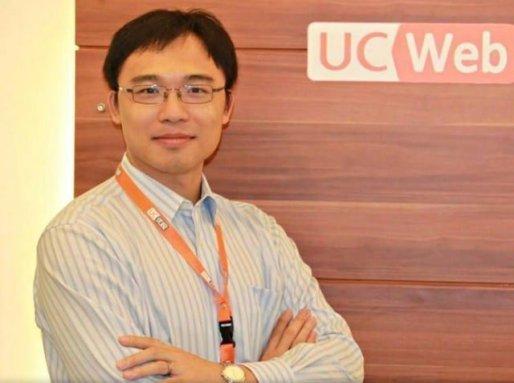 Kenney Ye, GM, UC Web for UC News