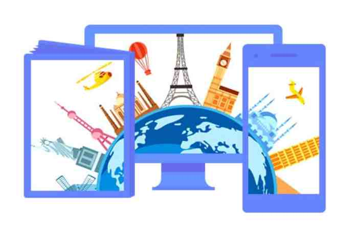 Tourism Mobile Apps for Traveling In India
