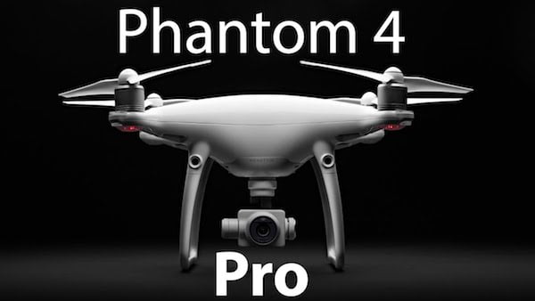 DJI Phantom 4 Pro top 3 drones