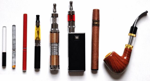 Evolution of The E-Cigarette