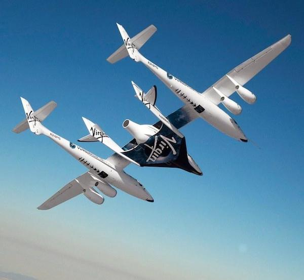 Spend Your Bitcoins virgin galactic