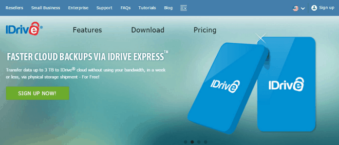 IDrive-contacts-backup
