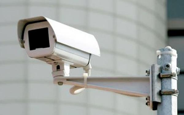 pieces of Tech security camera