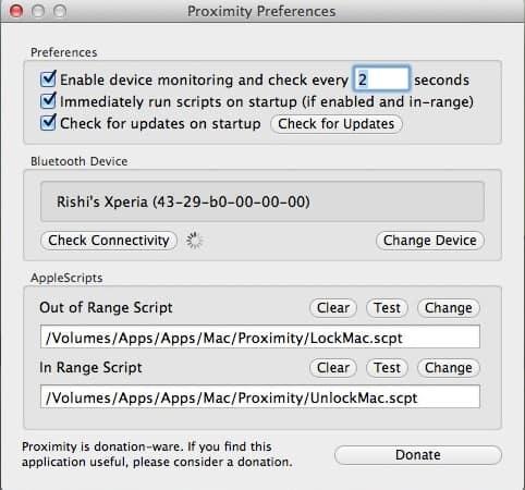 proximity-unlock-options
