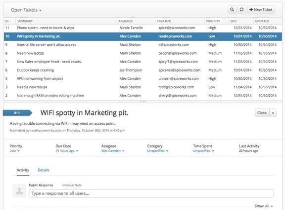 11 Best Free Help Desk Support Software For Customer Care 6