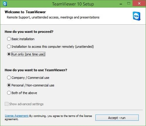 How To Use TeamViewer Without Installing On Your Computer