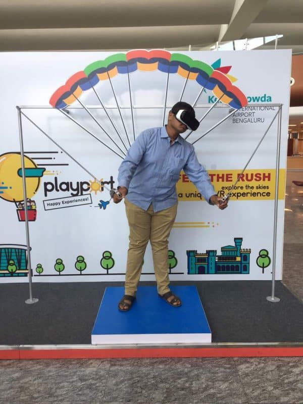Bengaluru Airport Creates PlayPort For Summer Travellers 1