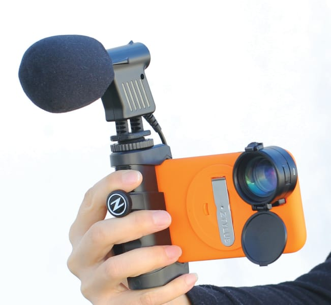 Top 9 Best Smartphone Tripod Mounts for Smartphone Photography 4