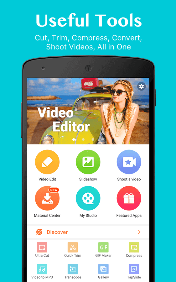 Top 10 Best Video Editing Apps for Android - Create, Edit and Share 7