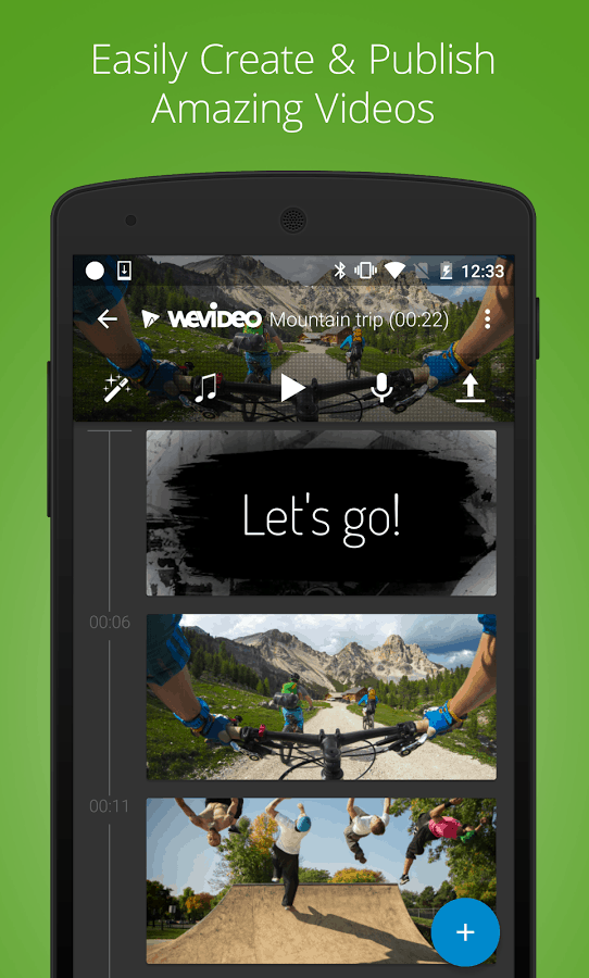 Top 10 Best Video Editing Apps for Android - Create, Edit and Share 9