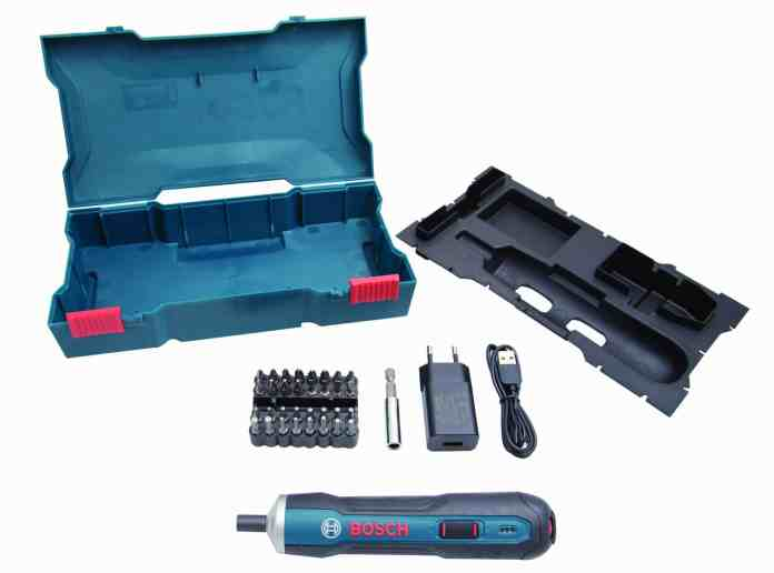 Bosch Power Tools Launches Bosch Go - The Smart Screwdriver 1