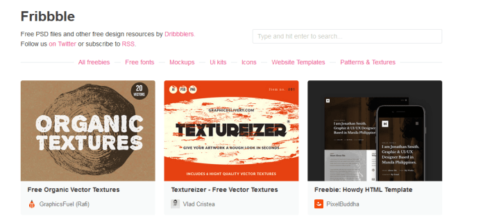 Top 12 Sites to Get High Quality Free Design Templates 4