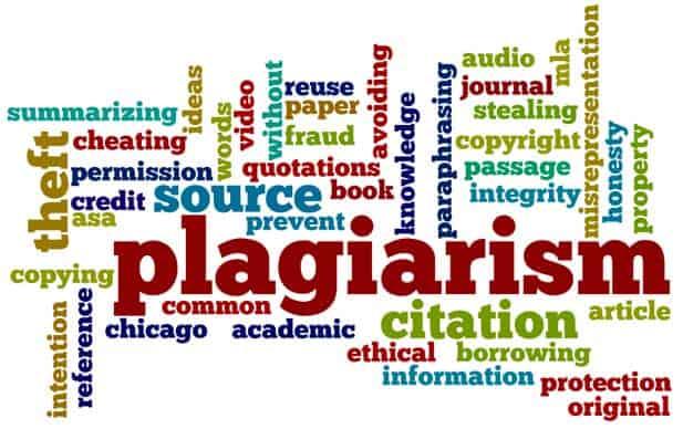 Plagiarism-consequences