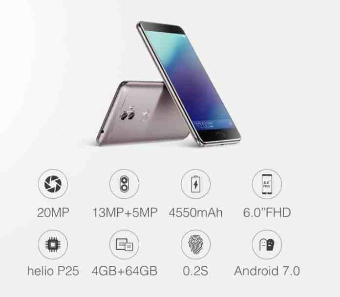 gionee-A1-Plus-Specs