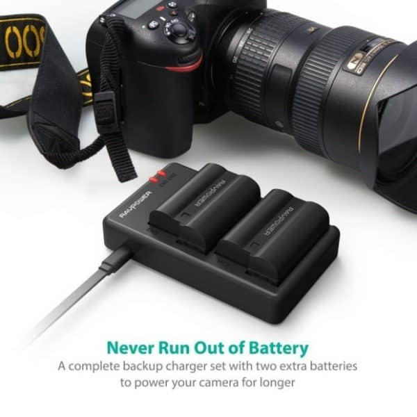 GadgetNote_Recharable batteries and Battery charger