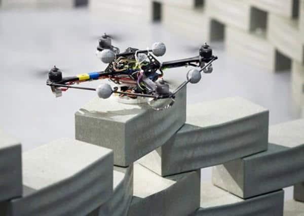 drones in construction industry