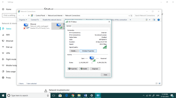Answered: Your Most Burning Question About How to find wifi password on Windows 10 7