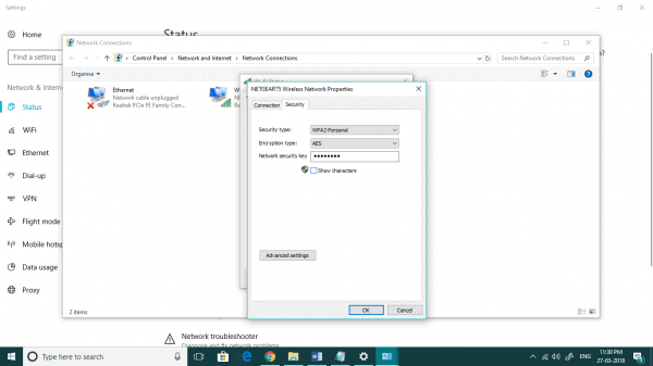 Answered: How to find wifi password on Windows 10 20