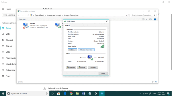 Answered: How to find wifi password on Windows 10 18