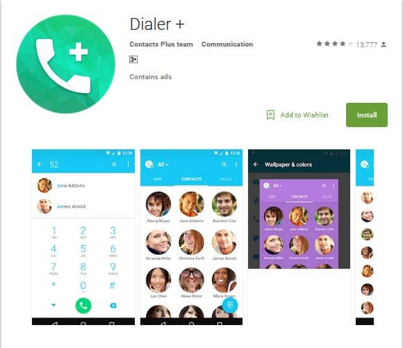 7 Best Android dialers that you should try out 5