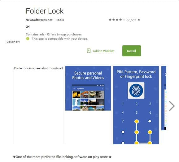 Best Folder Lock App for Android You Should Install Right Away 1