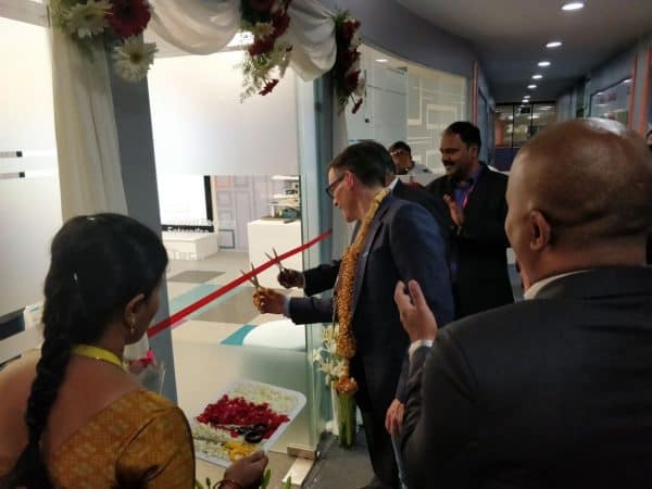 HPE and Tech Mahindra Launches Centre of Excellence for IOT Ecosystem in Bangalore 1