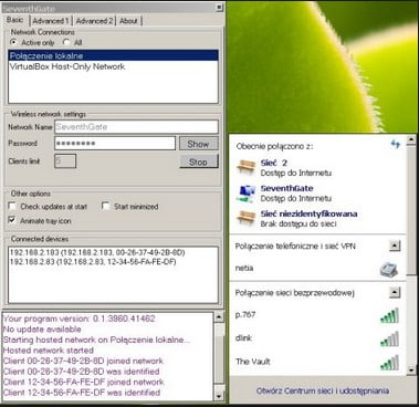 Best Alternatives for Connenctify For Wifi Hotspot Sharing from PC 1