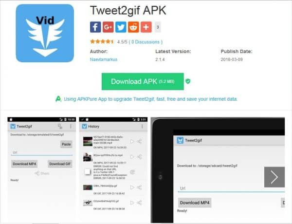 How To Save Gif From Twitter Tweets on Android or PC 1