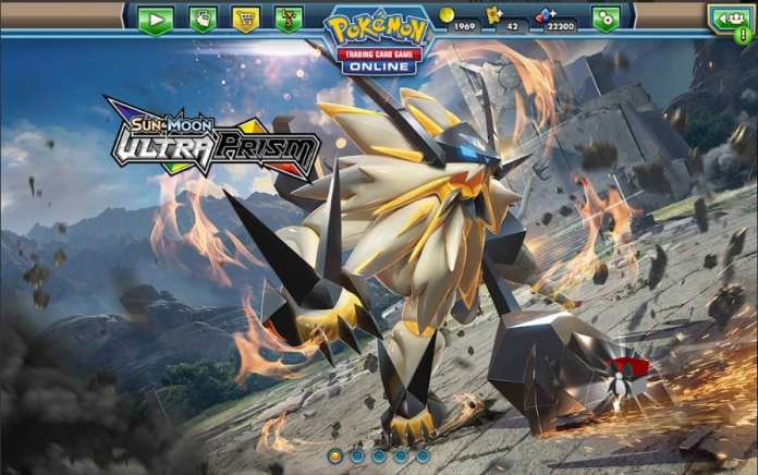 Pokemon TCG Online
