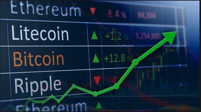 Fast & short-term price prediction on Ethereum, Ripple, Bitcoin ? 1