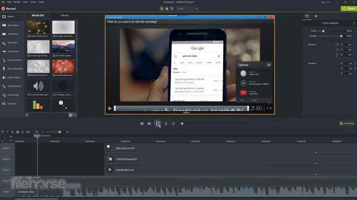 8 Amazing Screen Recording Video Softwares for Windows (Free and Paid) 1